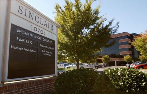 Fox in Talks to Buy 10 TV Stations From Sinclair