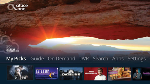 Altice USA spreading Netflix-capable platform systemwide