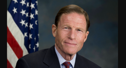 Connecticut Senator Richard Blumenthal