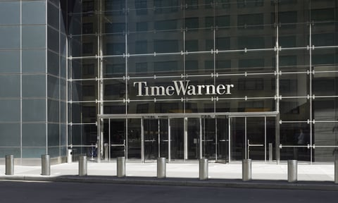 Time Warner -1.7% after Q1 beat that shows broad income decline