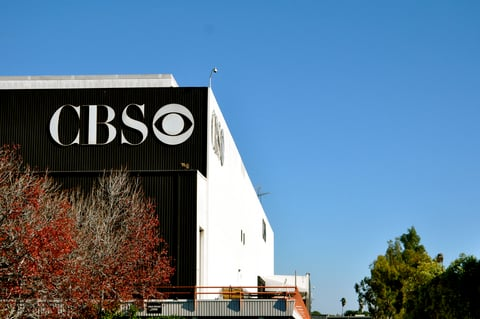 CBS Corp. Q1 adjusted earnings Beat Estimates