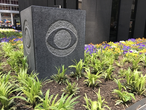 CBS Stations' 1Q Revenue Inches Up 1%