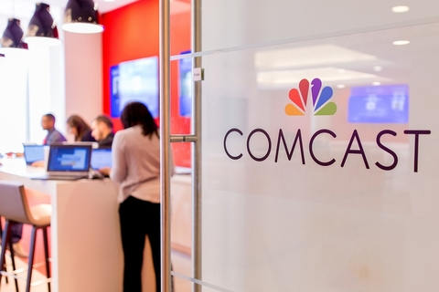Comcast increases its offer for British broadcaster Sky