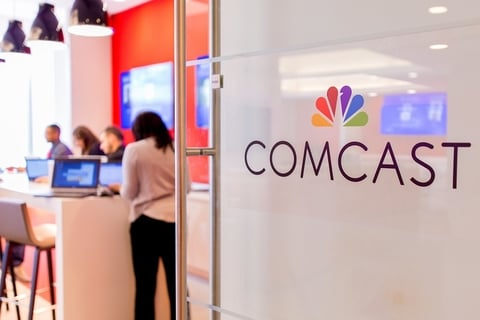 Comcast lining up buyers for Fox sports assets