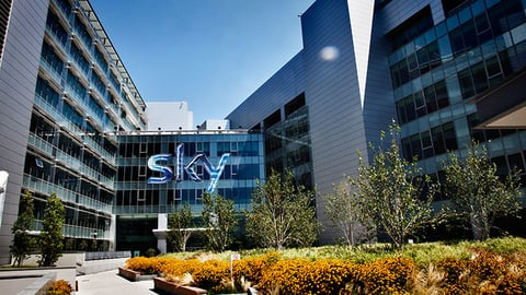 Sky shares rally after Comcast and Fox go head-to-head in bid battle