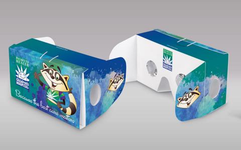 Unofficial Cardboard's Google Cardboard VR viewer