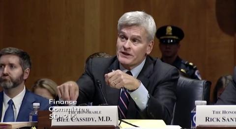 Bill Cassidy