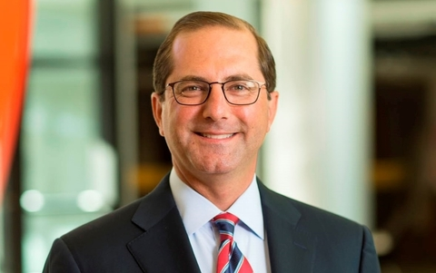 FAH supports Alex Azar for HHS secretary