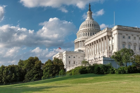 Washington DC National Capitol Building