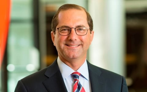 Alex Azar Confirmed by Senate as HHS Secretary