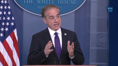 Trump Reportedly Looking To Replace VA Secretary David Shulkin