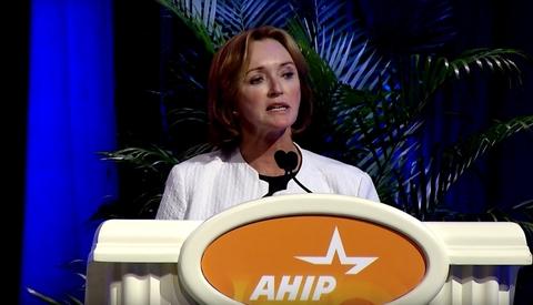 Marilyn Tavenner speaking