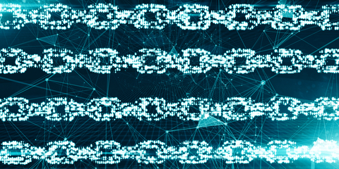 Cloud storage providers are exploring using blockchain to subsidize free or cheep services (Image Rick_Jo / iStockPhoto)