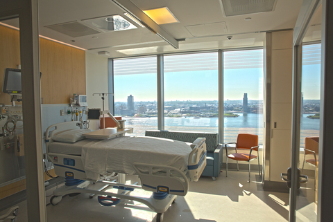 NYU Langone prepares to open new high-rise hospital complete with ...