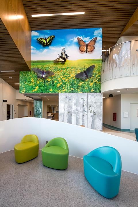 Virginia Treatment Center for Children entrance