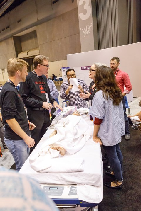 Emergency Nurses Association active shooter simulation