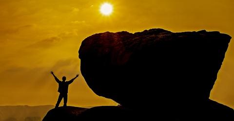 rock climb top