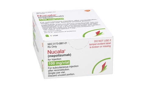 Glaxo's Nucala shows treatment benefit in asthma patients uncontrolled with Xolair