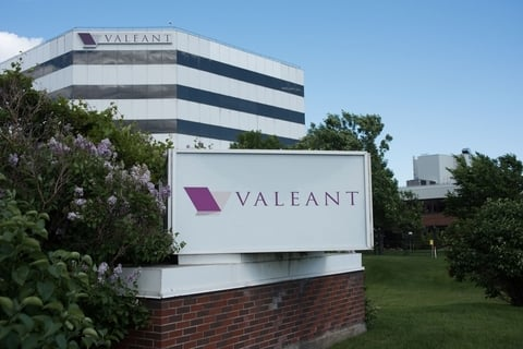 Follow Performance Movements of: Valeant Pharmaceuticals International, Inc. (NYSE:VRX)