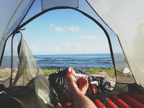 CampingTentBeach