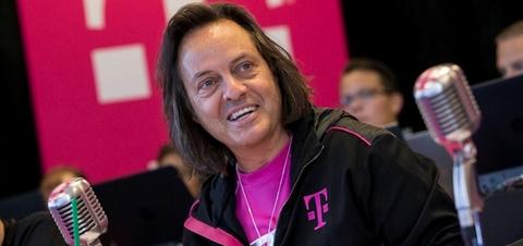 T-Mobile CEO John Legere (T-Mobile)
