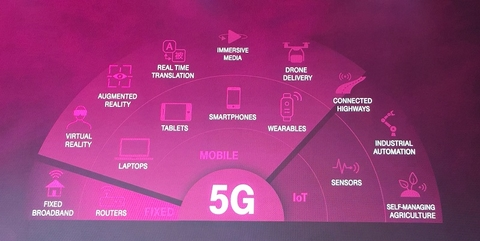 T-Mobile to build\u2014but not necessarily sell\u20145G in 30 cities this year