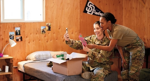 Mobile's New ONE Military Plan Saves Service Members 50% on Family Plans