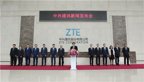 Chinese firm ZTE reaches preliminary agreement with U.S. to restore business
