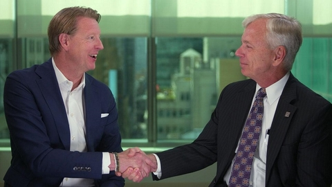 Verizon CEO Lowell McAdam To Retire, With CTO Hans Vestberg Taking Over