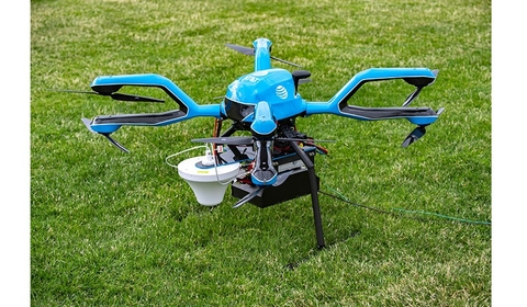 AT&T drone