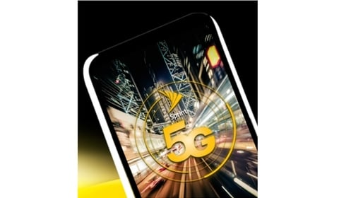 LG partners with Sprint to launch 5G smartphone in 2019