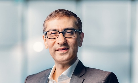 Nokia CEO Rajeev Suri (Nokia)