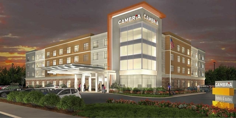Choice Hotels Ceres Enterprises Opens Cambria Hotel In Westfield Ind