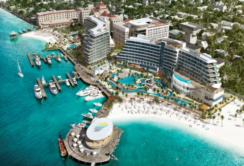 The Grand Bahamas Hotel