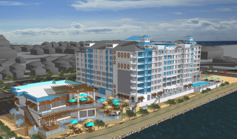 Choice Hotels Begins Work On New Cambria In Ocean City Md