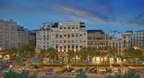Mandarin oriental 39 s new project will get around barcelona - Project management barcelona ...