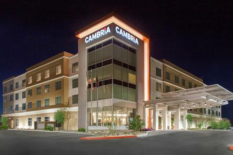 The Cambria Hotel North Scottsdale Desert Ridge Photo Credit Choice Hotels International