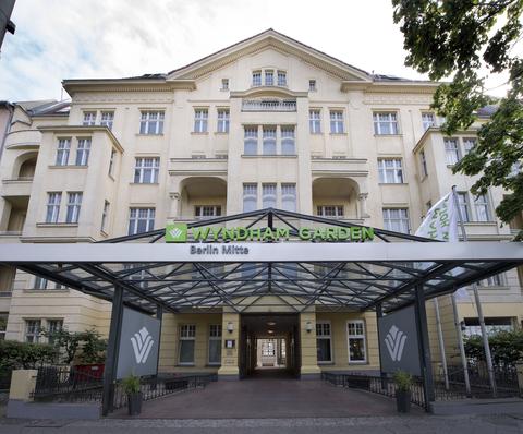 Wyndham Garden Hotel Berlin Mitte