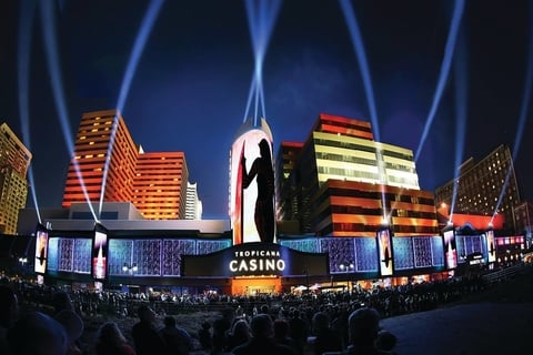 Tropicana Entertainment to sell property, merge casino operations