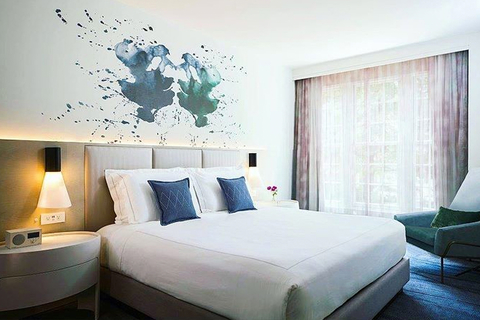 Kimpton Lorien Hotel & Spa in Alexandria, Virginia completes $2.51M whimsical redesign.