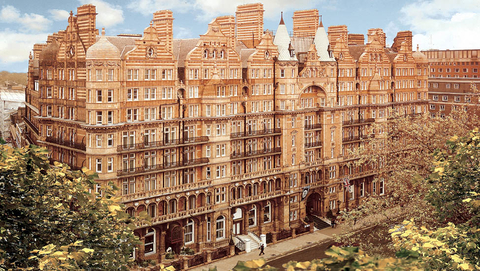 The Prinl London Is A Grade Ii Listed Landmark Building That Occupies Eastern Flank Of Rus Square In Bloomsbury Photo Credit Hotel