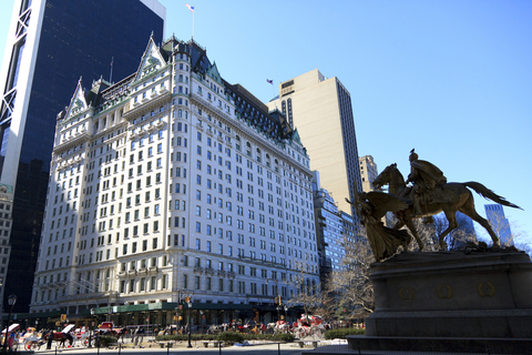 New York City's Plaza Hotel Has Been Sold