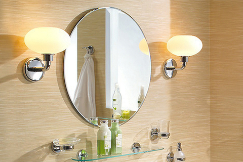 Right Illumination Lighting By Ginger Hotel Management - Ginger bathroom lighting