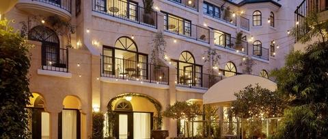 Leonardo Mariotti Ointed Gm Of The Garden Court Hotel In Palo Alto Calif