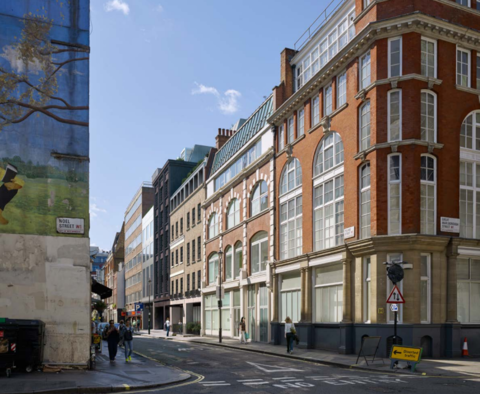 Reuben Brothers Plan New London Soho Hotel