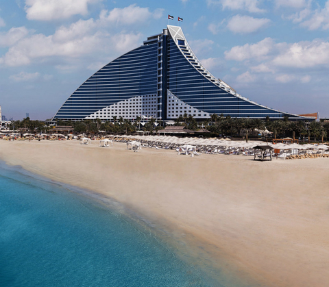 Jumeirah Beach Hotel Refurbishment