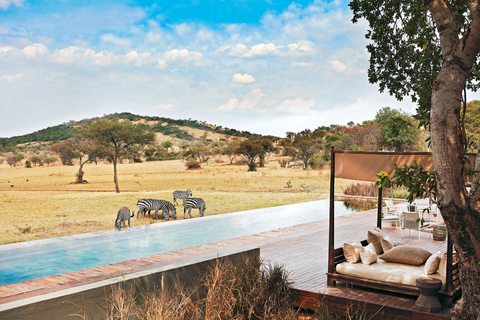 Singita Serengeti House Singita