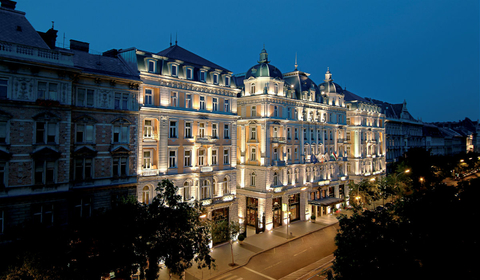 European hotels' gross operating profit per available room climbed to €85.55 in June 2017, with Budapest leading the charge.