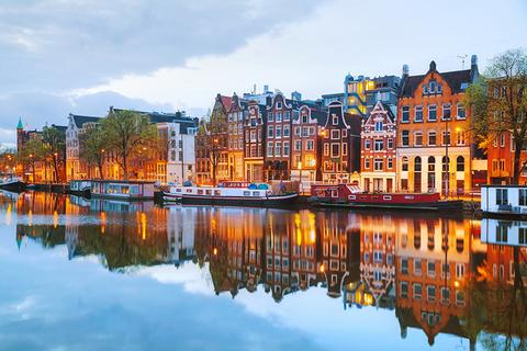 Amsterdam AndreyKrav/ iStock / Getty Images Plus