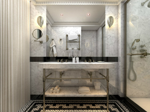 Hotel de Berri, A Luxury Collection Hotel, Opens in Paris in May ...